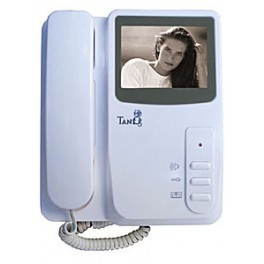 "TAB CM 1683. Ч/б монитор 4"" для видеодомофона"